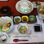 いなむら - 料理写真:5000円のコース