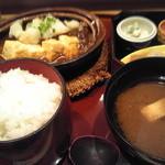 さ行 - 牛バラ角煮ランチ_900円
