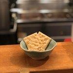 かっちゃんの大衆酒場ザスタンド - 奈良漬けクリームチーズ