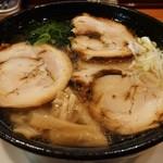 118077351 - チャーシュー麺