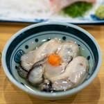 魚三酒場 - 2019.10 かき酢(400円)