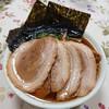 水のまち流響の里 - 料理写真:なおかり作(麺はチャーシューの下に隠れています)