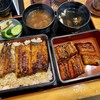 うなぎ水門 - 料理写真:特上(七切)
