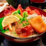 豊年萬福 - 海鮮丼