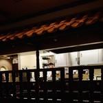 南インド料理ダクシン - 店内(キッチン)