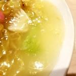 チャイニーズキッチン味彩 - 塩味餡がたっぷり!