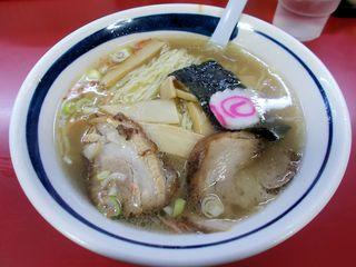 ラーメンつり吉 小千谷店 - 塩ラーメン