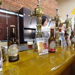 マルスウイスキー本坊酒造信州マルス蒸留所 - 南信州ビール