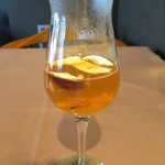 Ristorante Carlotta - 松茸を使った自家製コンソメ