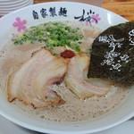 麺屋 桜息吹 西宮本店
