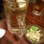 酒蔵 駒忠 - 酎ハイ290円。なんだけど、味はハイボール。