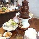 CAFE風 - チョコレートタワー♪