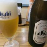 118092606 - 瓶ビール スパードライでした