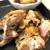 炭火と海鮮 大衆酒場くろき - 料理写真:若鶏もも焼きおろしポン酢