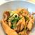 炭火と海鮮 大衆酒場くろき - 料理写真:鶏皮ポン酢