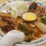 桂花ラーメン - 太肉麺(ターローメン)