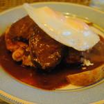 洋食やさん 銀亭 - ハンバーグ・目玉焼き・チキン焼き・牛フィレ