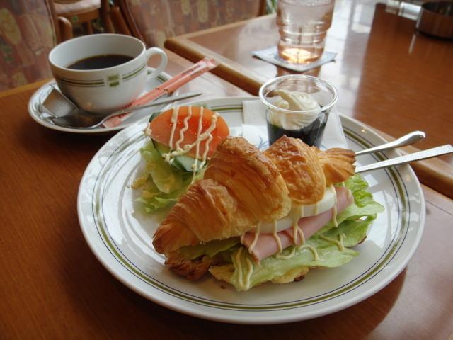 タカセ パン・洋菓子コーナー 板橋店 - モーニングセットC