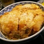 桶松食堂 - 料理写真:かつ丼