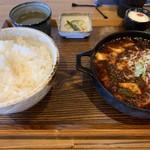 麻婆豆腐 かん -