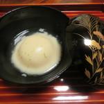 味 ふくしま - 4品目 蕪の白味噌