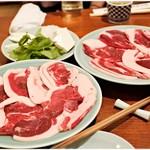 118105915 - 猪肉ご尊顔。