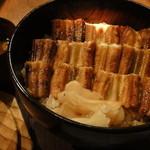 懐石料理 他人吉 - 穴子丼