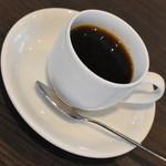 ゲウチャイ - ランチ付属のコーヒー2019年10月