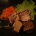 チャウ バウ - 厚切り豚バラのヌクマム煮込み(ホーチミンコース)