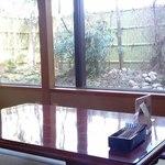 季乃庄 - 座敷からの眺め