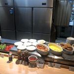 天然温泉吉野 桜の湯 御宿野乃 - 料理写真:朝食会場2
