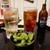 立ち飲み居酒屋ドラム缶 - 料理写真:スタートはブラックニッカハイボール(200円)
