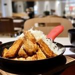 米政食堂 - 料理写真:とんてき定食