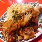 中華街 - 揚げ鶏甘酢ソース