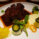 ポンペット - 和牛ホホ肉のブルゴーニュ煮