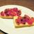 チーズとWINE - 料理写真:ブルスケッタ