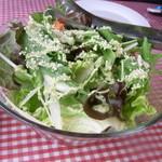 11813049 - サラダはメチャ美味しい