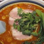 天手毬 - 太肉担々麺 950円