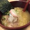 せん吉 - 料理写真:鶏白湯ラーメン 塩(トッピングなし)‥780円