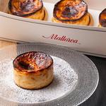 Mallorca - チーズケーキ