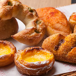 Mallorca - 総菜パン