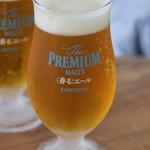 王様のたまご - 生ビール
