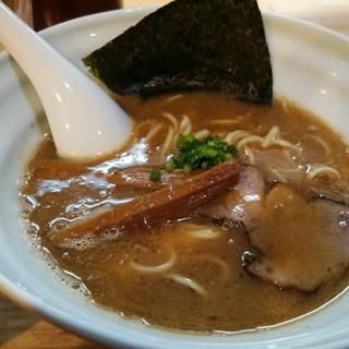 濃厚魚介らぅ麺 純 - 料理写真: