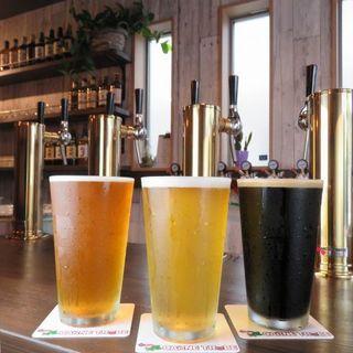 日本各地のクラフトビールやウイスキーが充実!国産ワインも♪