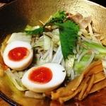 11815949 - ブラック会員 VIP様用→ゴールド丼 「男のまぜ麺 (ヤバ麺)