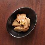 ケセランパサラン - 肝煮