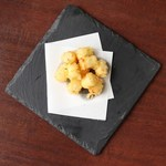 ケセランパサラン - モッツァレラチーズの天ぷら