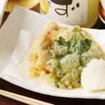 ケセランパサラン - せせりの天ぷら