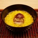 緒方 - ☆煮物椀は栗(*^^)v☆