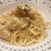 生パスタ専門店 レヴァーロ - 料理写真:牡蠣のバーニャカウダパスタ(キッターラ)
